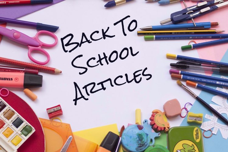 Back To School Articles And Tweets
